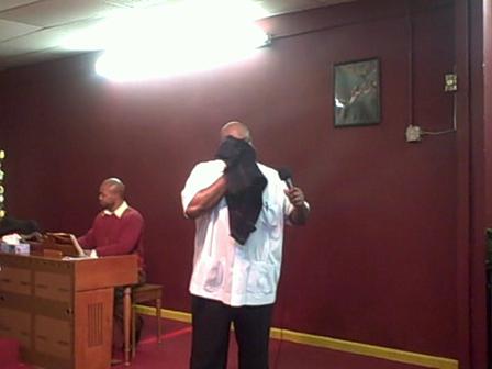 Preach Chief Apostle Maxwell