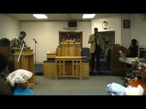 Minister Douglas Bell III (Lift up a standard for the People) Part#8