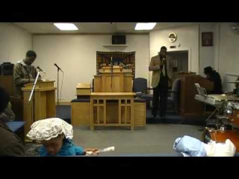 Minister Douglas Bell III (Lift up a standard for the People) Part#4