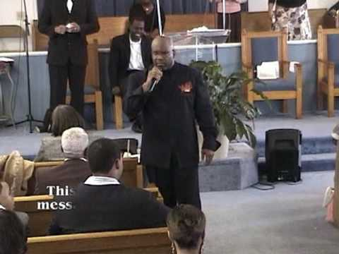 No Pain, No Gain by Bishop Joseph Hamilton