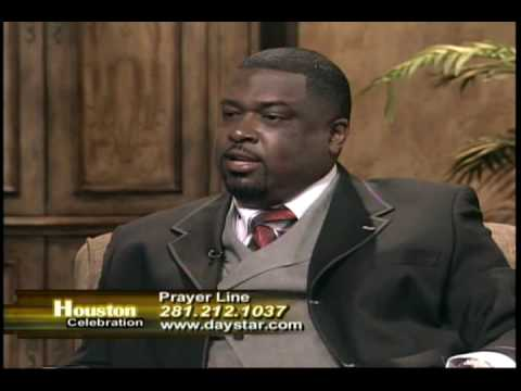 Dr. Lewis interview on Daystar Televsion