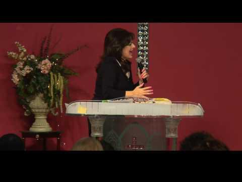 Dr. Michelle Corral - The Battle To Birth Purpose & Destiny Part 1