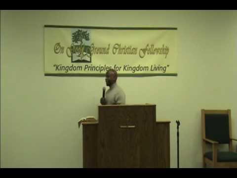 WisdomByte: The Ministry of the Holy Spirit