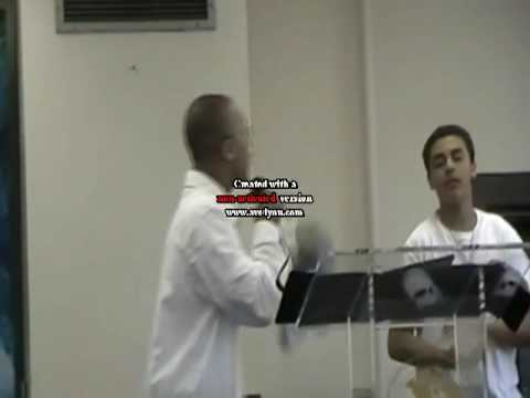 Minister Joseph L Williams Challenge To Live Righteous pt2