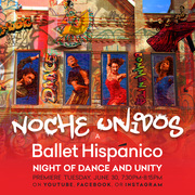 Ballet Hispánico Noche Unidos A Night of Dance and Unity