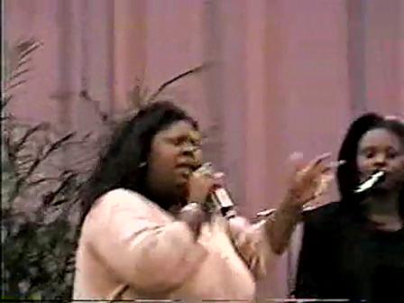 "Kim Burrell ""Lift Jesus UP"""