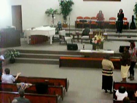 Pastor walker-Jones
