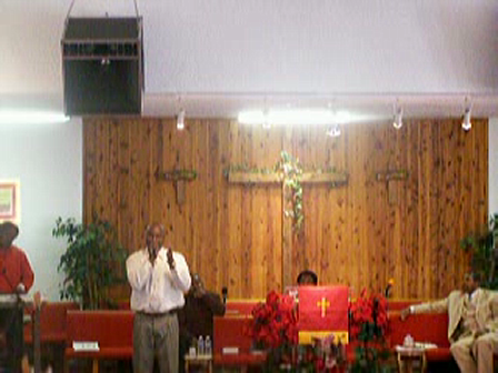 Pastor Terrence Cole 5