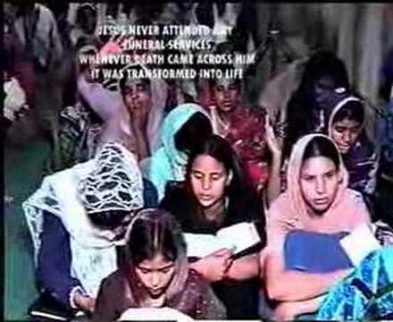 Pakistani Pastor Testifying Jesus Is Alive