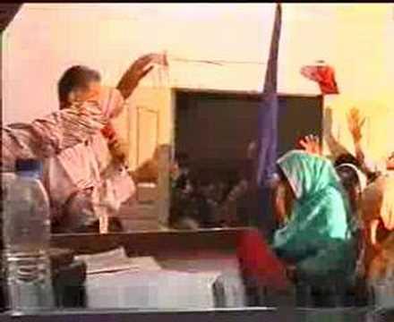 Healing in Pakistan, Pakistani Pastors Praying for Sick
