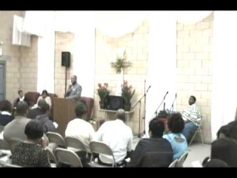 """Minister David M. Clayton-""""They Just Don't Know"""""""