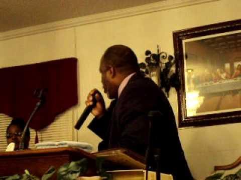 Antioch A.M. @New Beginning Holiness Church, Atmore, AL.