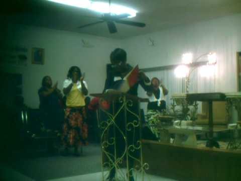 Message: A Woman of God pt. 2`