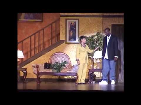 Gospel Stage Play: The Battle is Not Yours