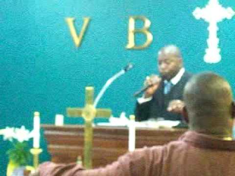 Apostle D.T. Bailey