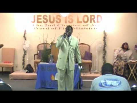 """""""What Are U Going To Do When The Bottom Falls Out""""  Prophet C.L. Nance"""