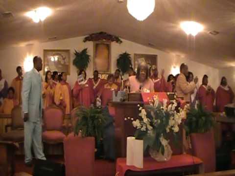 PRAISE BREAK, Pentecost 2010 @Gospel Temple of Pensacola, FL. pt4