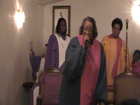 """Chief Overseer, Dr. W.M. Smith @Pentecost 2010 """"Be Converted"""", May 16, '10, pt1"""