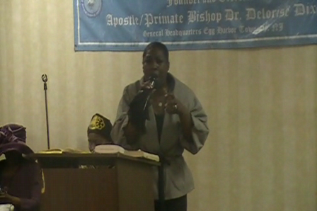 Pastor D preaching Launch into Kingdom Dynamics (part 1)