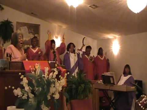 PRAISE BREAK, Pentecost 2010 @Gospel Temple of Pensacola, FL. pt3