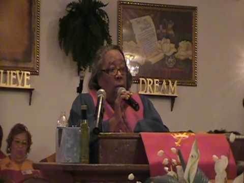 """Chief Overseer, Dr. W.M. Smith @Pentecost 2010 """"Be Converted"""", May 16, '10, pt2"""