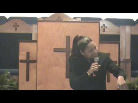 Dr. Denise Mather - Chasing After God