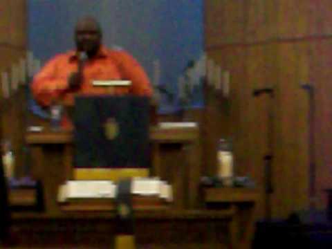 PASTOR WASHINGTON PREACHING PT.4