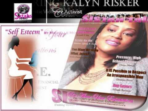 SISTAH Talk Magazine with Kalyn Risker - June, 2010