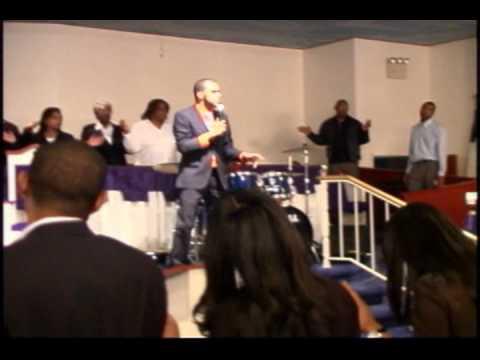 Prophet Garelle Solomon Operating Heavy Under the Prophetic