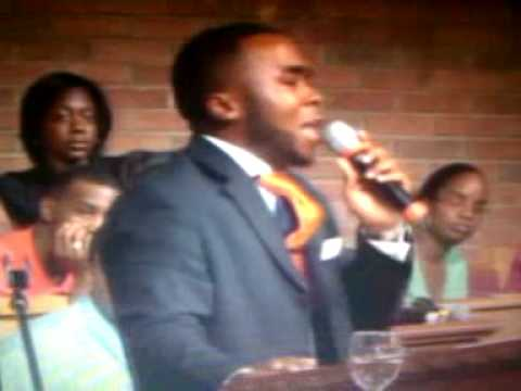 """Pastor Terrence Chandler-Harrison """"Have You Been Ridin' Dirty"""" Part 1"""