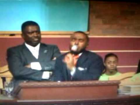 """Pastor Terrence Chandler-Harrison """"Have You Been Ridin' Dirty"""" Part 3"""