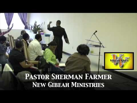 """Pastor Sherman Farmer """"Dig Ditches"""""""