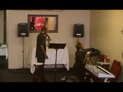 Apostle C.D. Dixon-Old Holy Ghost Filled Prayer