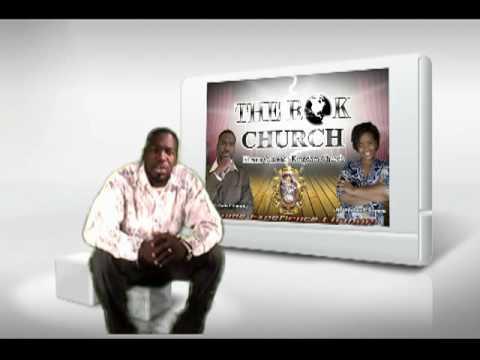 Apostle Charles Simmons- THE ROK CHURCH!