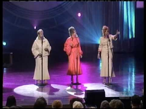 The Clark Sisters-Blessed And Highly Favored and Living' Medley At The 2008 Stellar Awards