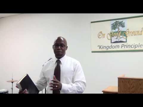 GOD'S MONEY (Encouraging Word)