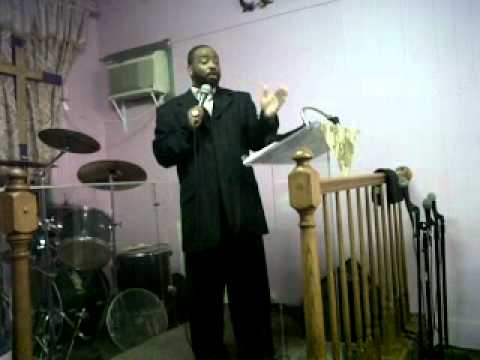 Apostle Robbie Peters Part 4