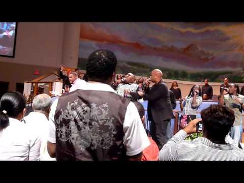 James Fortune w/ Shawn McLemore & Zacardi Cortez - I Believe