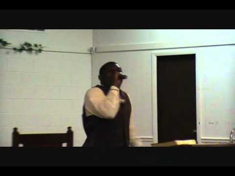 Pastor Hudson and Greater Generation Promo