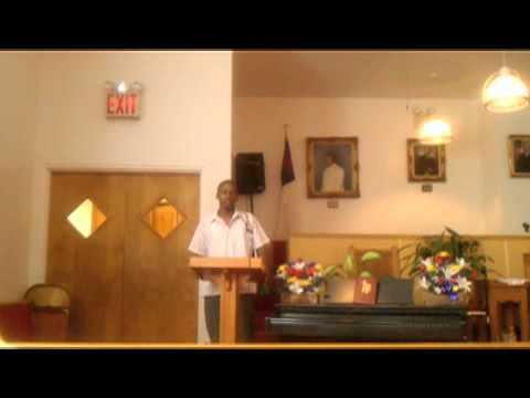 Campain Sermon Open Da door