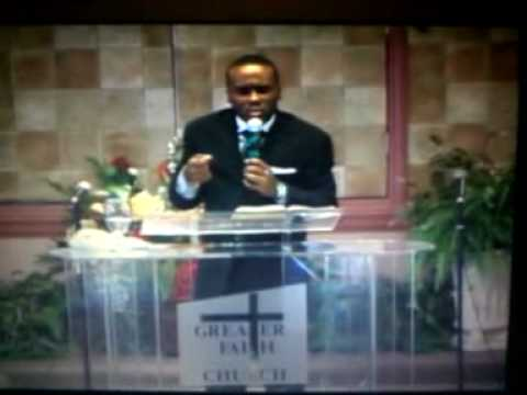 Elder Terrence Chandler-Harrison A Valley Visitation Psalm 23:4,5a (part I)