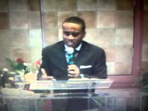 Elder Terrence Chandler-Harrison A Valley Visitation Psalm 23:4,5a (part II)