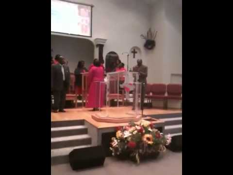 Bishop Walker I'm coming into a new place in God