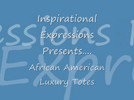 Inspirational Luxury Totes