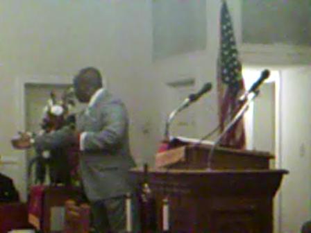 Bishop Michael D. Gadsden Sr.