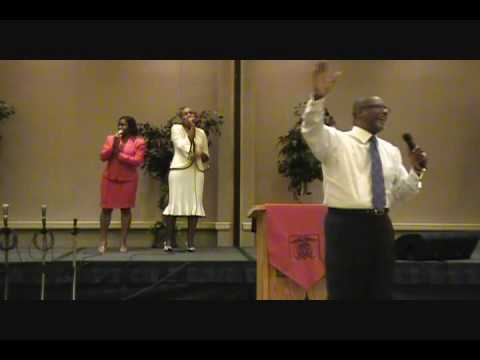 Apostle Hunt & Chenaniah How Great Is Our God