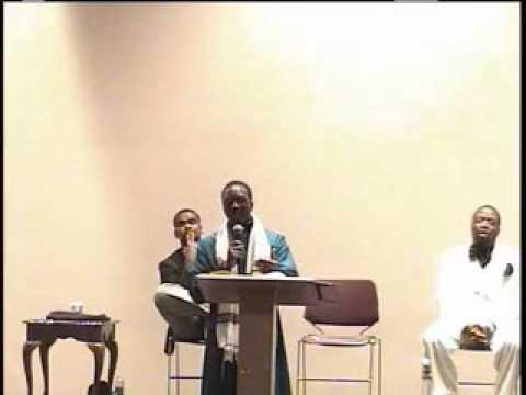 Prophet Christopher Burton In Decatur Alabama