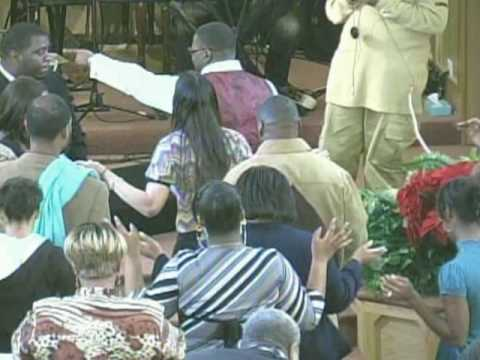 REDEEMED CHRISTIAN CENTER(Prophesy/Laying Hands) PT.1