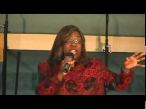 Evangelist Beverly Crawford      'Its About Time For A Miracle'