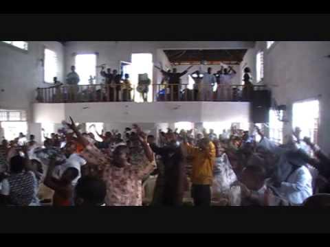 evangelist sammy rodriguez in AFRICA
